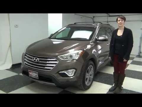 2013 HYUNDAI SANTA FE Chillicothe, MO Woodys Automotive Group