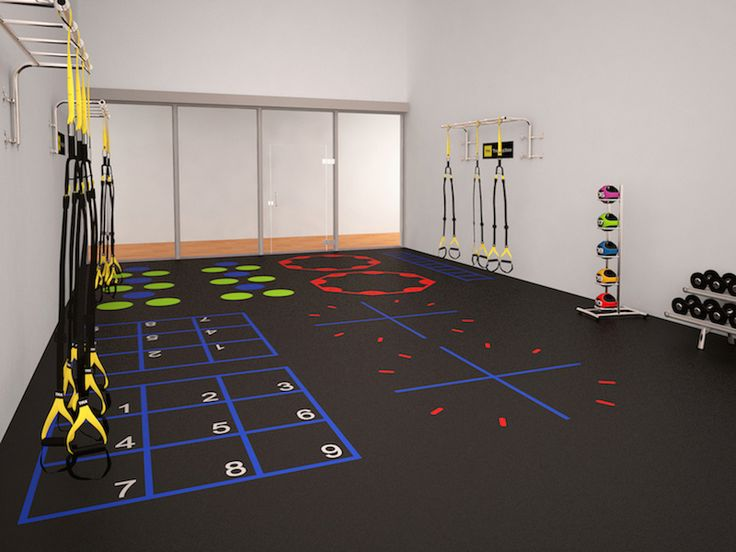 What do you think about converting a racquetball court into a functional…