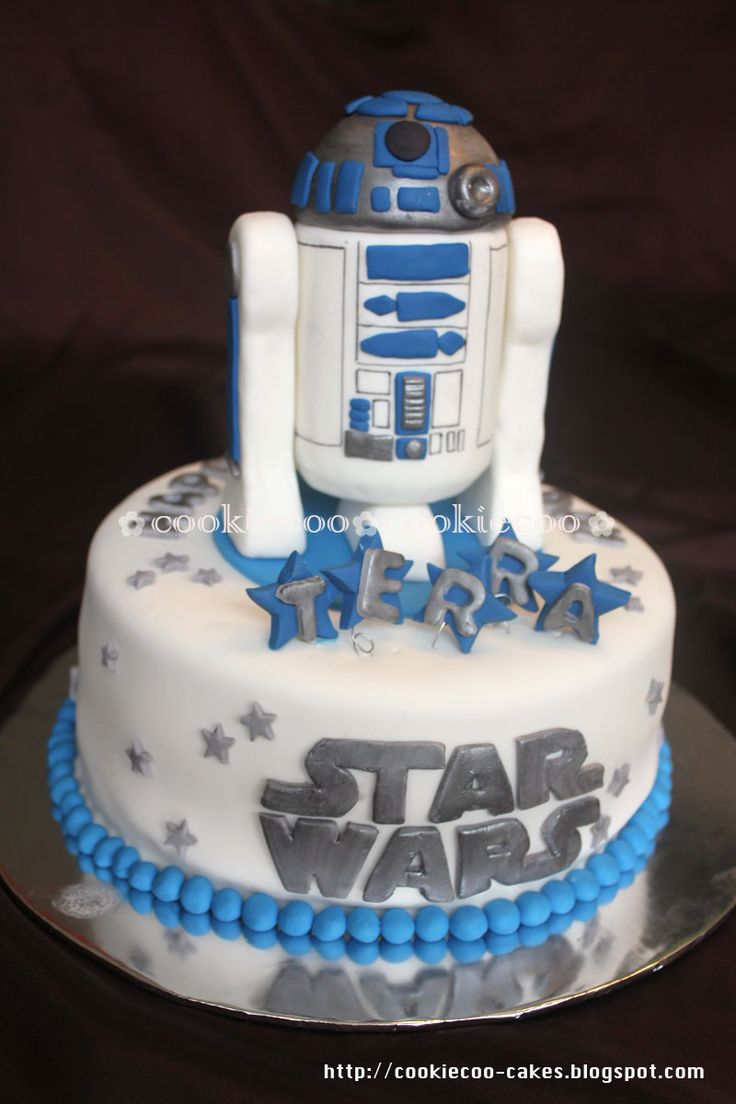 Star Wars Cakes Star Wars Cake R2d2 For Terra Max