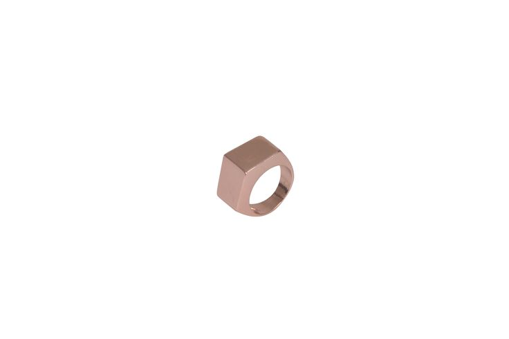 Edgars Copper Ring