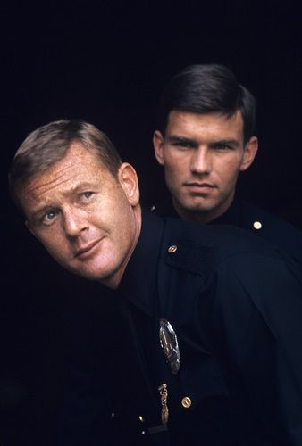 Adam-12 - starring Martin Milner and Kent McCord ❤️