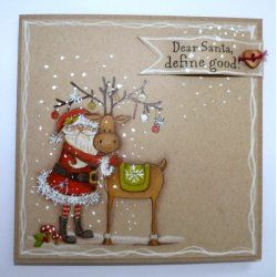 Nordic Christmas - Crafter's Companion Portfolio