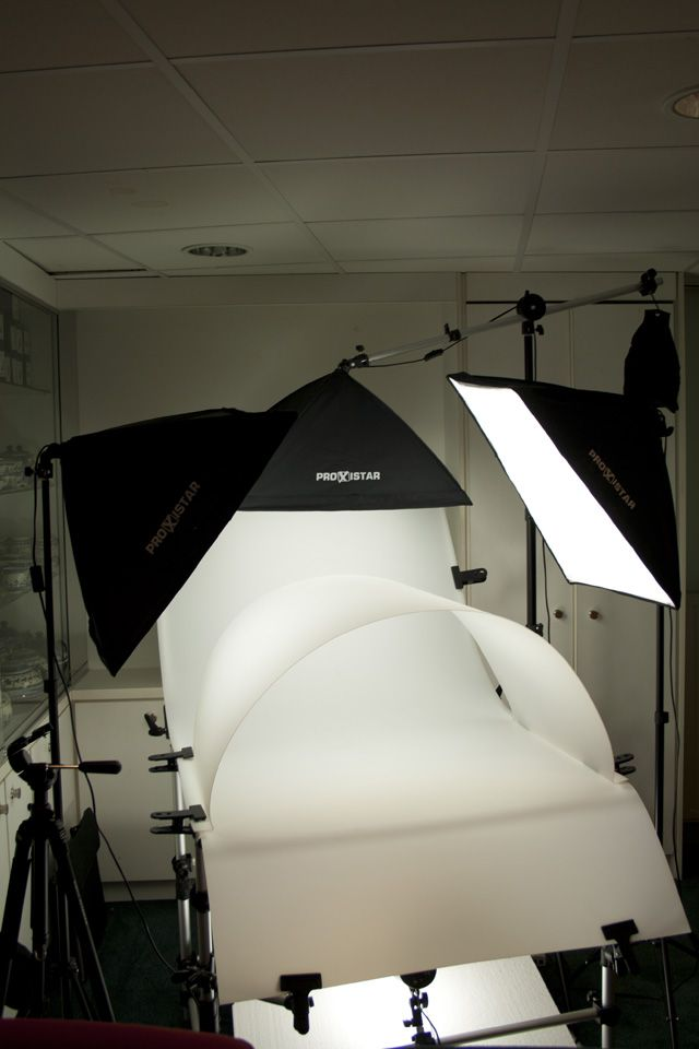 Product photography and that perfect white background