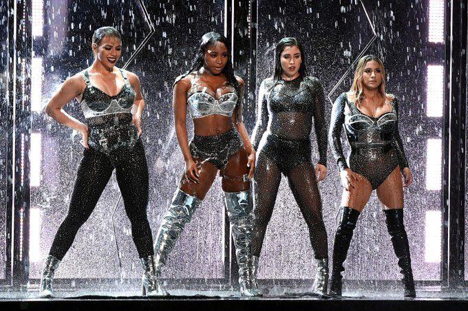 Fifth Harmony VMA performance