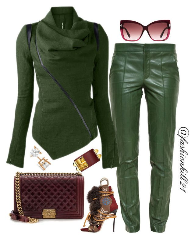 """""""So Me"""" by fashionkill21 ❤ liked on Polyvore featuring Gucci, Dsquared2, Chanel, Tom Ford, Allurez, women's clothing, women, female, woman and misses"""