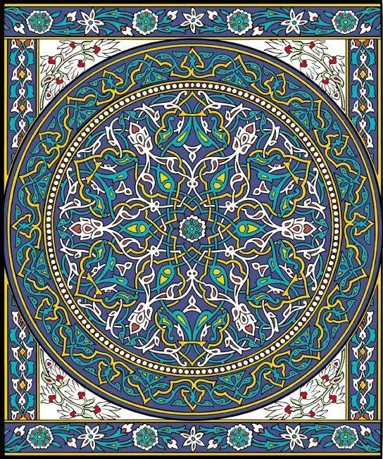 очень красивая мозаика востока картинки подействует рунический егильет