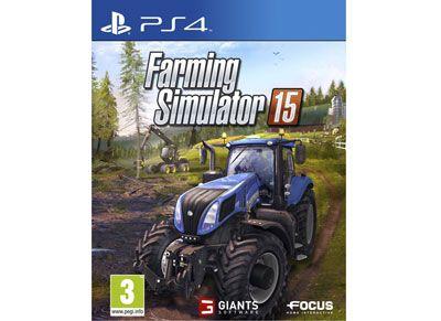 Farming Simulator 2015 - PS4 Game | Public