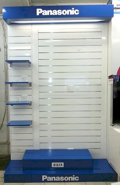 Panasonic wall units installed at Masons JHB.