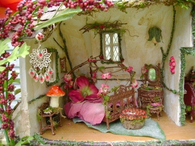12 Best Images About Fairy House Rooms On Pinterest Cottages The Fairy And Fairy Houses