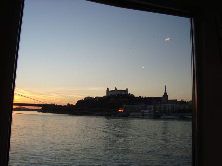 Night transport in Bratislava