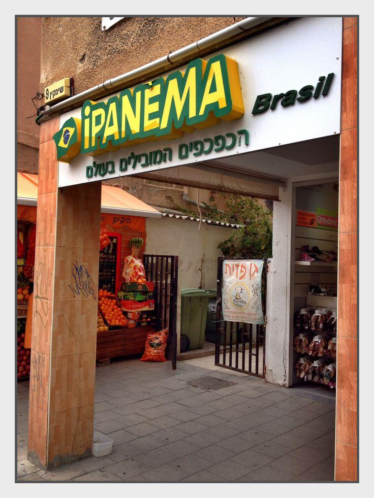 Brazilian Shop....