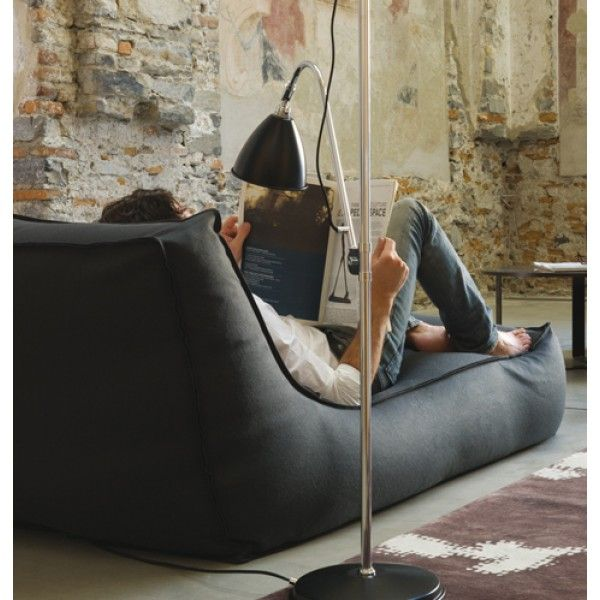 3587 best industrieel interieur industrial interior for Bean bag chaise longue