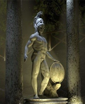162 best images about Ares on Pinterest | Mars, Statue of ...