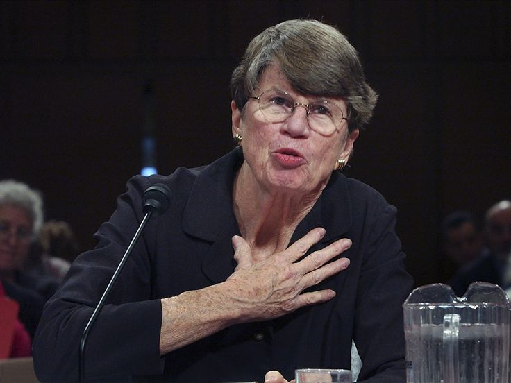 Janet Reno, the first woman to serve as a US attorney general, has died from complications related to Parkinson's disease aged 78. Her goddaughter told the Associated Press Reno passed away in her home in Florida surrounded by her family. Reno was appointed attorney general in 1993 and served two terms in Bill Clinton's cabinet, weathering the storms which raged throughout his presidency. She was diagnosed with Parkinson's in 1995 after noticing a tremor in her hand.