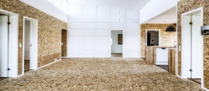 Underlayment Vloer Woonkamer: Houten vloer in witte olie de vloerderij ...