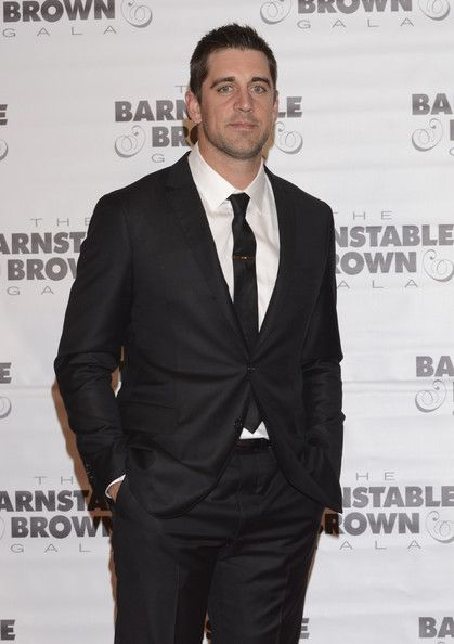 Aaron Rodgers Photos: The Barnstable Brown Kentucky Derby Eve Gala