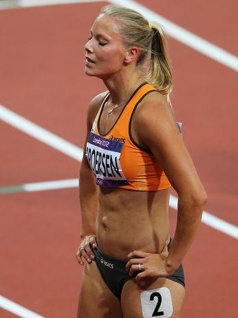 Nadine Broersen (HOL) - heptatlo Foto: Getty Images