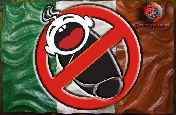 Italia vietata ai bambini:http://t.co/mgkCVU6B85  Al 1° gennaio 2013 i bambini in età compresa tra gli 0 e i 3 anni in Italia erano 2.171.465 ma SOLO il 13,5% dei bambini ha accesso ai servizi per l'infanzia e agli asili nido, con opportunità ancor più ridotte nel Sud e nelle Isole  BEL PAESE EH !!!!!!
