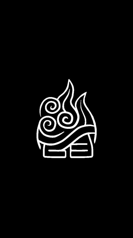 The symbol of the avatar   Avatar tattoo, Avatar airbender, Avatar ...