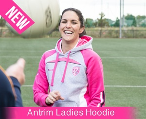 O'Neills Antrim ladies hoodies. Check out our ranges online at www.oneills.com