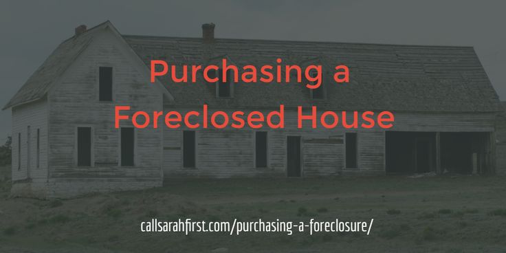 Purchasing A Foreclosure in MN   #REO Properties