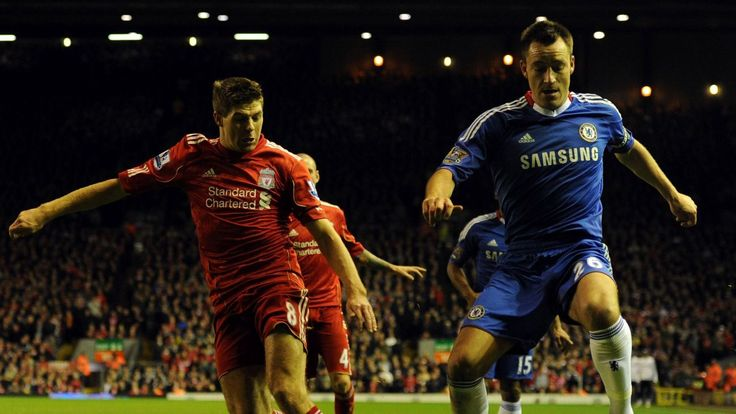 Liverpool-Chelsea rivalry was 'hatred for 90 minutes' - Steven Gerrard