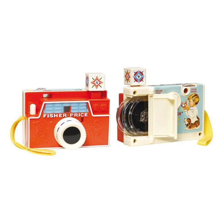 Appareil photo - Réédition vintage-product