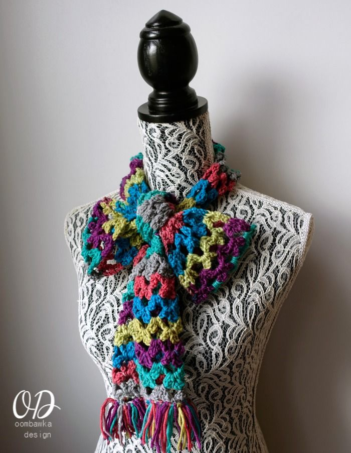 609 best Free Crochet Scarf/Cowl/Warmer Patterns. images on ...