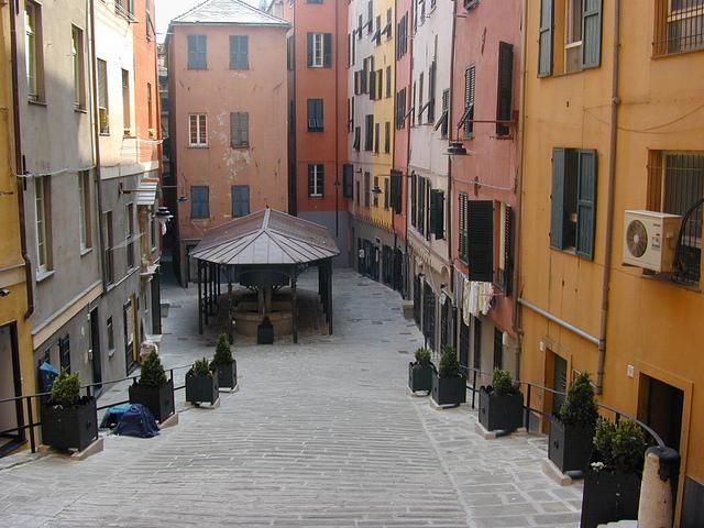 Genova-centro storico