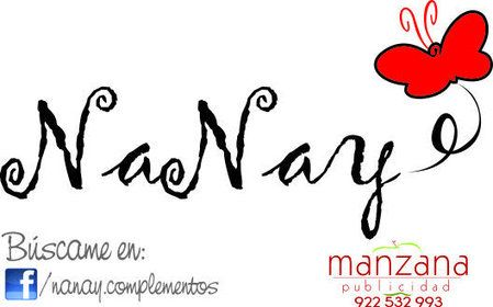 Diseño e impresión etiqueta para productos NaNay - Ideas frescas