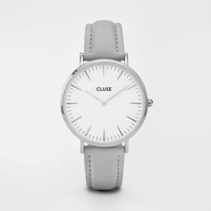 La Bohème Silver White/Grey