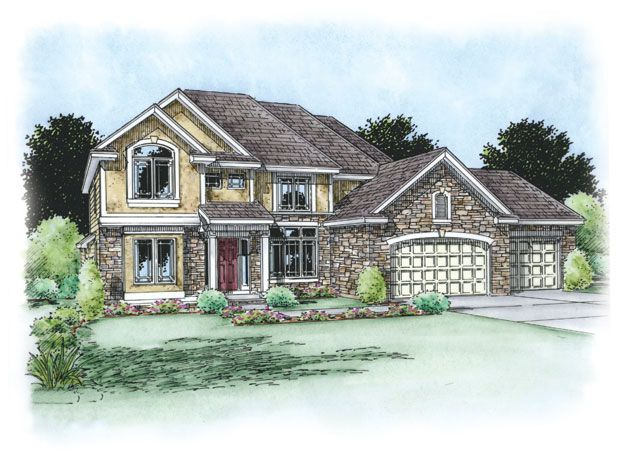Best Traditional Home Plans Images On Pinterest Dream House - Traditional house plans traditional home plans