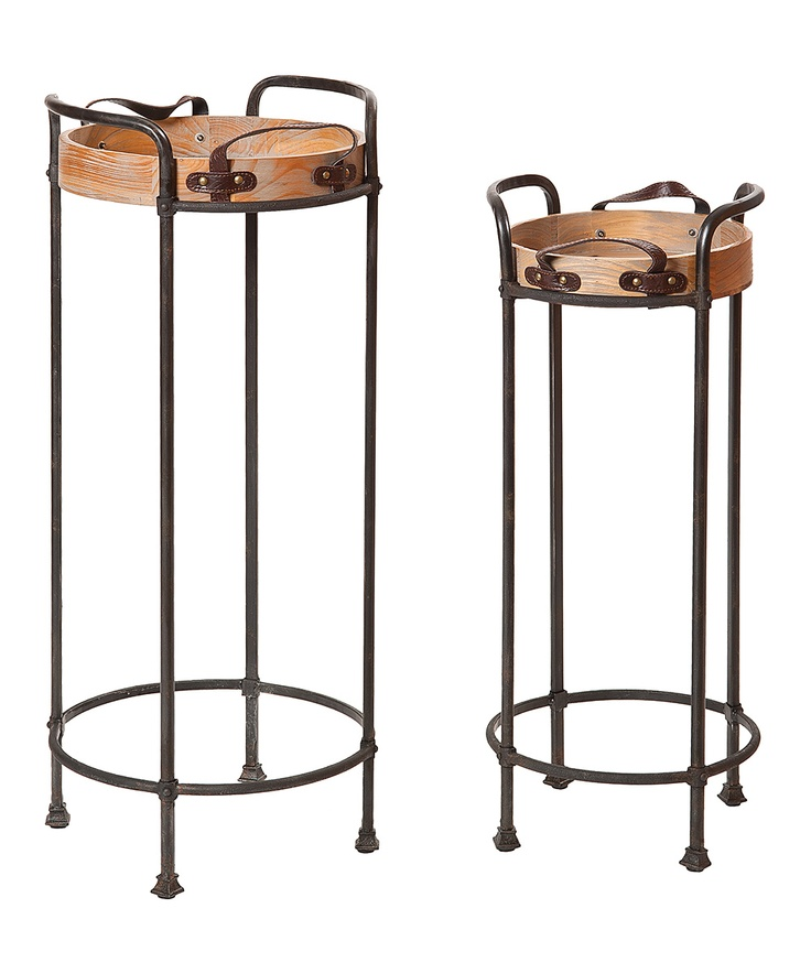 1000 images about plant stands on pinterest planters hanging basket plants and wrought iron. Black Bedroom Furniture Sets. Home Design Ideas