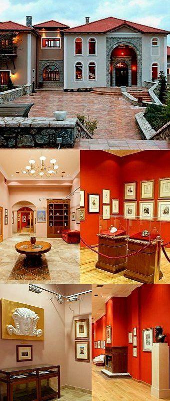 Arcadian Museum of Art and History ~ Levidi, Arcadia, Greece