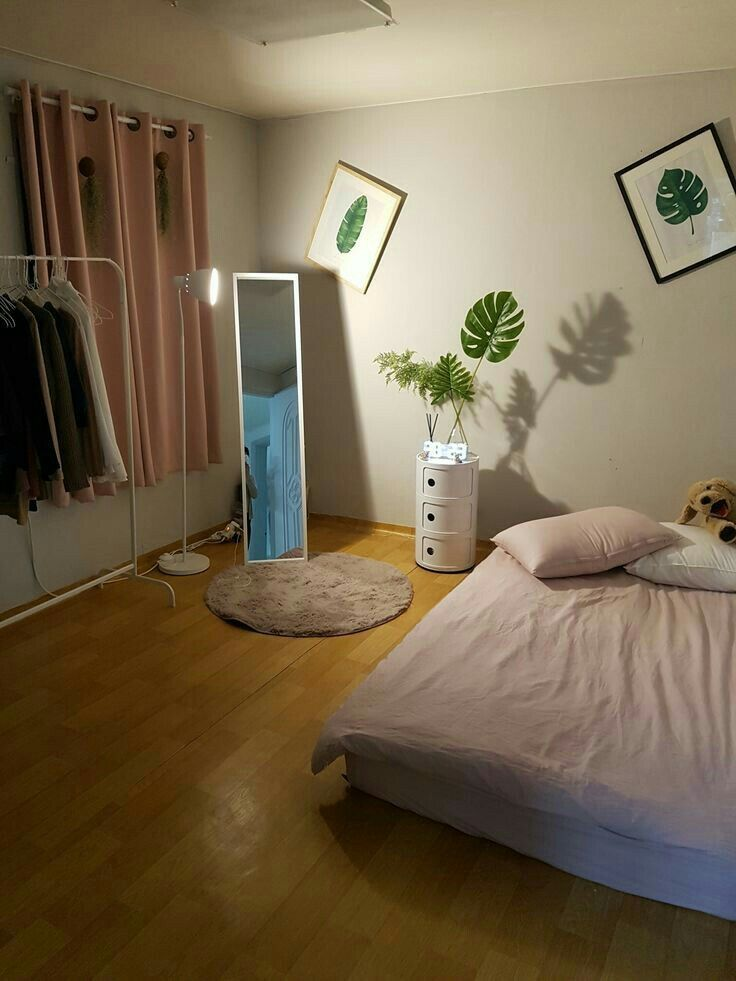 pin  kim chan        small room bedroom