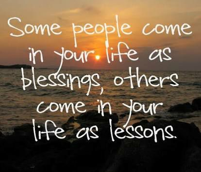 Most important Lesson in Life!