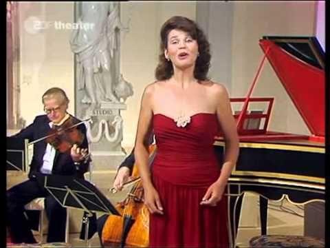 J. S. BACH - Coffee Cantata (BWV 211) - Nikolaus Harnoncourt 3, Janet Perry, Sopran (Liesgen) Heute noch, This very day, Lieber Vater, tut es doch! dear father, do it now! Ach, ein Mann! Ah, a husband! Wahrlich, dieser steht mir an! That's just right for me! Wenn es sich doch balde fügte, If only it could happen at once, Dass ich endlich vor Coffee, so that at last instead of coffee Eh ich noch zu Bette geh, before I go to bed Einen wackern Liebsten kriegte! I could get a lusty lover!