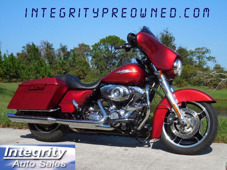 eBay: 2013 Harley-Davidson Touring 2013 Harley Davidson Street Glide Beautiful Bike!!!! #harleydavidson