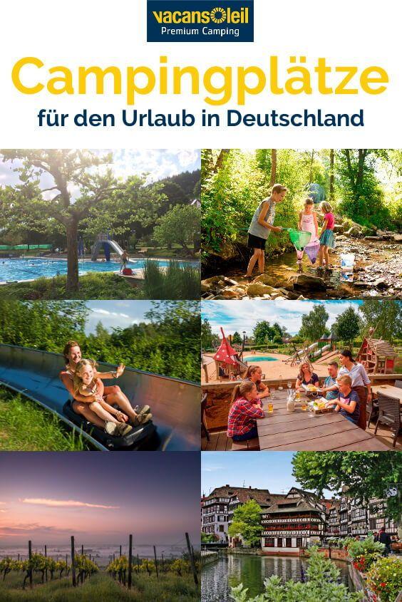 Deutschland hat mit über 82 Millionen die meisten Einwohner in Europa. Deutschland bietet eine große Vielfalt an Landschaften und Kultur, und Sie können vom Camping in Deutschland unvergessliche Wanderungen und Radtouren unternehmen. – Vacansoleil Deutschland