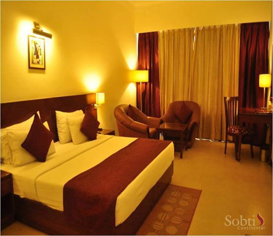 The hotel is well-equipped with all amenities to make the guests feel at home and make their stay a pleasurable and relaxing one. Whatever be the reason for your stay, Sobti Continental offers a wide choice of options for relaxing, socializing, meeting and dining.  www.sobticontinental.com/rudrapur/experience-redefined-paradigm-luxury.php
