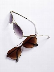 Fashion must have: Aviator sunglasses