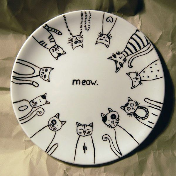 Plates on Behance