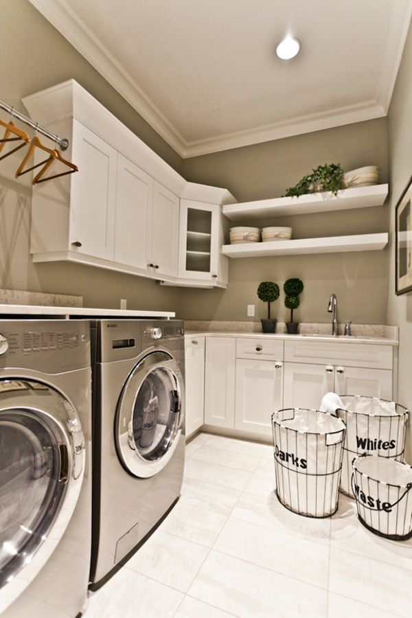 51 Wonderfully clever laundry room design ideas | Ideas for the ...