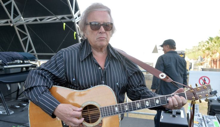 'American Pie' Singer Don McLean 'Was Unfathomably Deep And Very Scary,' Says Wife