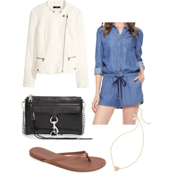 Untitled #192 by serdarsa on Polyvore featuring H&M, Splendid, Tkees, Rebecca Minkoff and Kate Spade