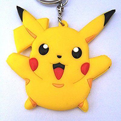 Porte-clés Pikachu bisasam Charizard schiggy aquana beaucoup plus Pokemon Go versch. ausführungen