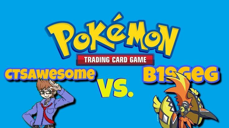 Pokemon TCG Online: CTSAwesome Vs B19Geg