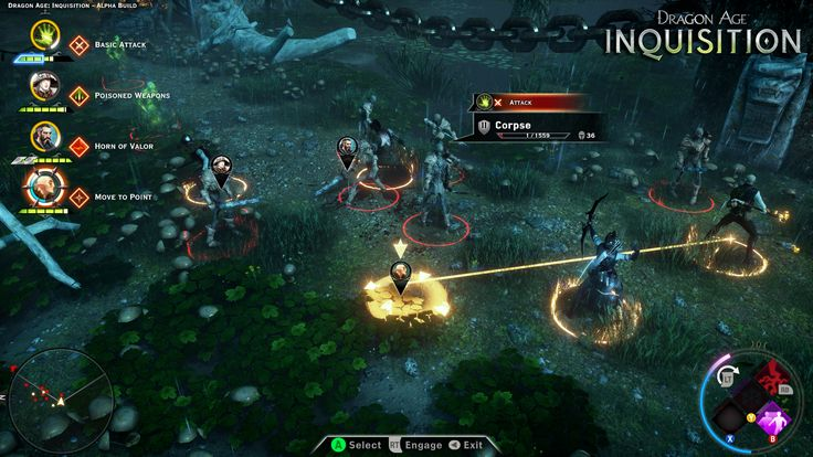 Dragon Age: Inquisition trailer features Dragon-on-Dragon fight - Lightning Gaming News