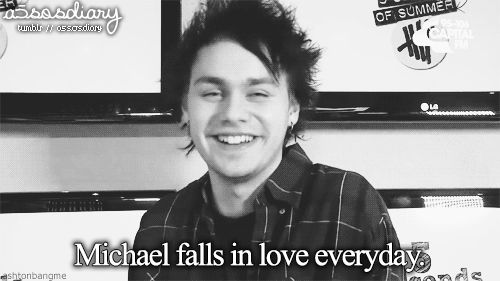 15 of Michael Clifford from 5SOS's best quotes of all time ever  - Sugarscape.com