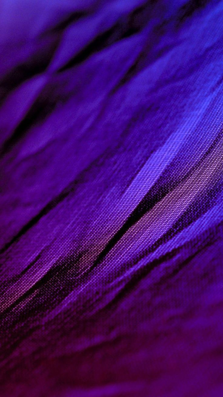 Purple Fabric Texture Closeup iPhone 6 Plus HD Wallpaper